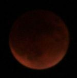Total Lunar Eclipse - Miami, September 28 '15, 02:57 UT (September 27 '15, 22:57 EDT)