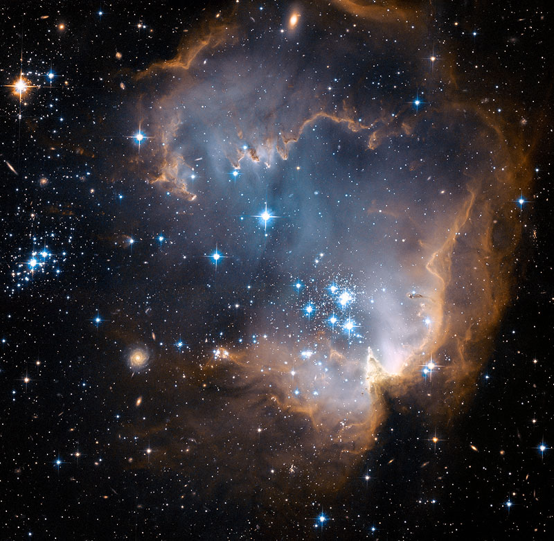 space stars photo. with NASA#39;s Hubble Space